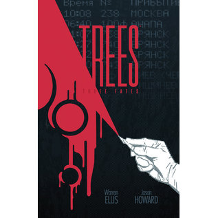 Image Comics TREES THREE FATES #3 (OF 5) (MR)