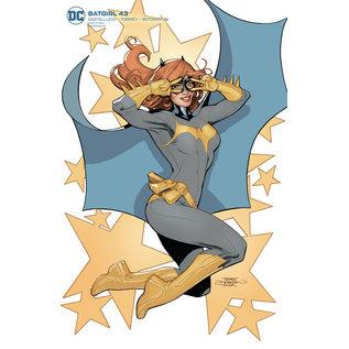 DC Comics BATGIRL #43 VAR ED