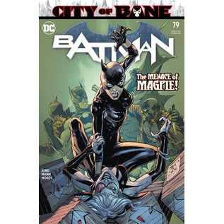 DC Comics BATMAN #79