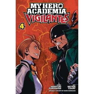 MY HERO ACADEMIA VIGILANTES GN VOL 04 (C: 1-0-1)