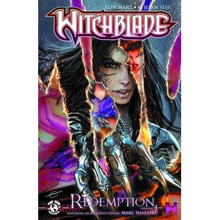 Image Comics WITCHBLADE REDEMPTION TP VOL 04