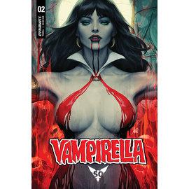 Dynamite VAMPIRELLA #2 CVR A LAU