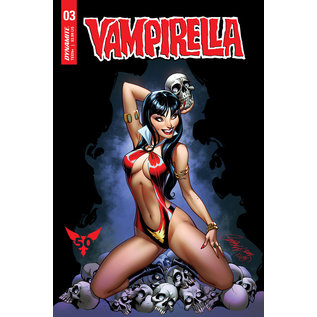 Dynamite VAMPIRELLA #3 CVR A CAMPBELL