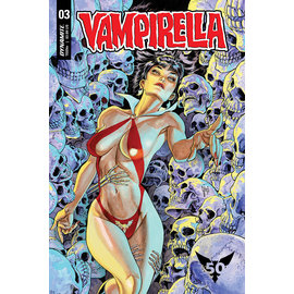 Dynamite VAMPIRELLA #3 CVR B MARCH