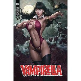 Dynamite VAMPIRELLA #4 CVR A LAU