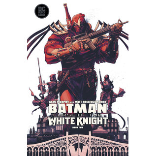 DC Comics BATMAN CURSE OF THE WHITE KNIGHT #2