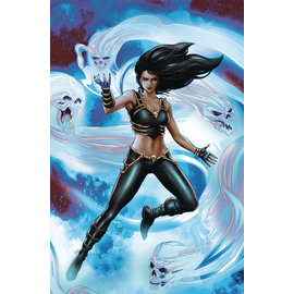 ZENESCOPE ENTERTAINMENT INC MYSTERE #2 (OF 5) CVR A PASIBE