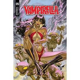Dynamite VAMPIRELLA #5 CVR B MARCH