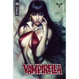 Dynamite VAMPIRELLA #6 CVR A LAU ENHANCED ACETATE