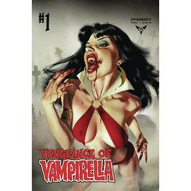 Dynamite VENGEANCE OF VAMPIRELLA #1 CVR A MIDDLETON