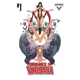Dynamite VENGEANCE OF VAMPIRELLA #1 CVR B CHO