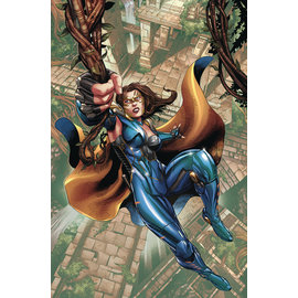 ZENESCOPE ENTERTAINMENT INC BELLE OATH OF THORNS #2 CVR A COCCOLO