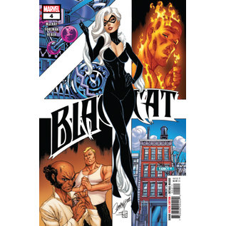Marvel Comics BLACK CAT #4 (2019)