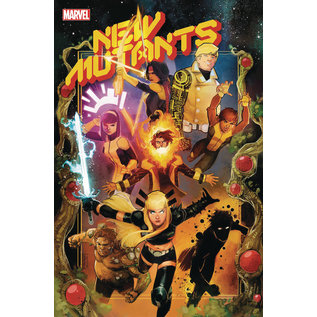 Marvel Comics NEW MUTANTS #1 DX