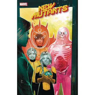Marvel Comics NEW MUTANTS #3 DX