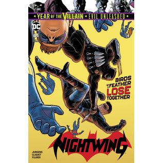DC Comics NIGHTWING #64 YOTV