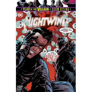 DC Comics NIGHTWING #65 YOTV