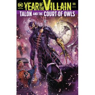 DC Comics NIGHTWING #66 YOTV ACETATE