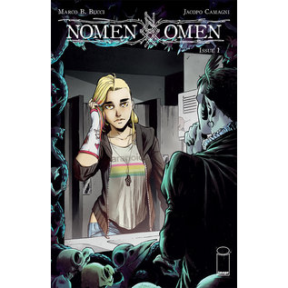 Image Comics NOMEN OMEN #1 (OF 15) CVR A CAMAGNI (MR)