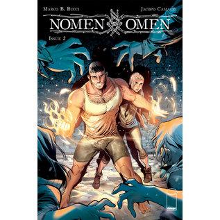 Image Comics NOMEN OMEN #2 (OF 15) CVR A CAMAGNI (MR)