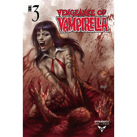 Dynamite VENGEANCE OF VAMPIRELLA #3 CVR A PARILLO