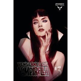 Dynamite VENGEANCE OF VAMPIRELLA #3 CVR B OLIVER