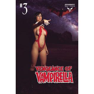Dynamite VENGEANCE OF VAMPIRELLA #3 CVR D COSPLAY
