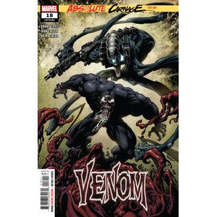 Marvel Comics VENOM #18 (2019) ABSOLUTE CARNAGE TIE-IN
