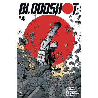 BLOODSHOT (2019) #4 CVR A SHALVEY
