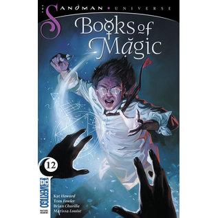 DC Comics BOOKS OF MAGIC #12 (MR)