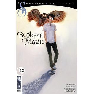 DC Comics BOOKS OF MAGIC #13 (MR)
