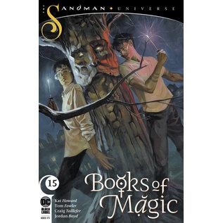 DC Comics BOOKS OF MAGIC #15 (MR)