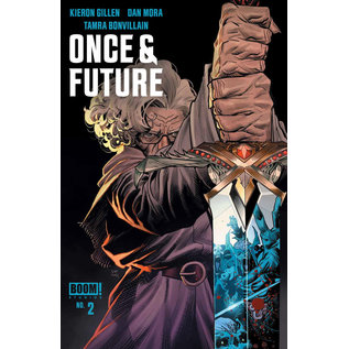 ONCE & FUTURE #2 (OF 6)