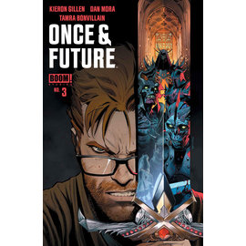 ONCE & FUTURE #3 (OF 6)