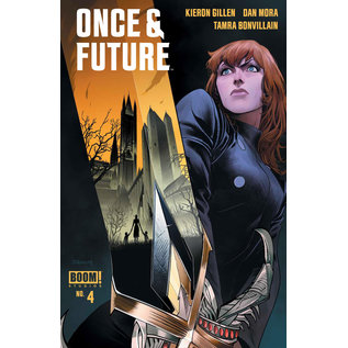ONCE & FUTURE #4 (OF 6)