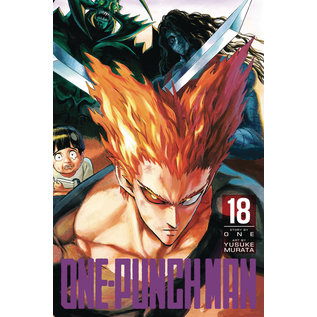 ONE PUNCH MAN GN VOL 18 (C: 1-0-1)