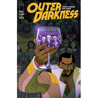 Image Comics OUTER DARKNESS #11 (MR)