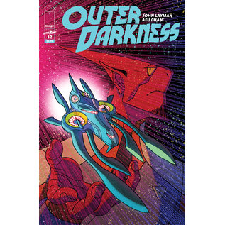 Image Comics OUTER DARKNESS #12 (MR)