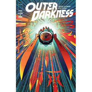 Image Comics OUTER DARKNESS #9 (MR)