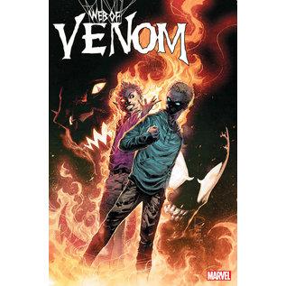 Marvel Comics WEB OF VENOM GOOD SON #1