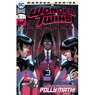 DC Comics WONDER TWINS #8 (OF 12)