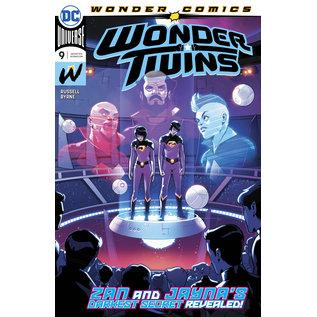 DC Comics WONDER TWINS #9 (OF 12)