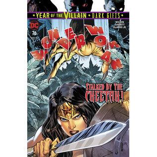 DC Comics WONDER WOMAN #76 YOTV DARK GIFTS