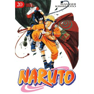 NARUTO GN VOL 20