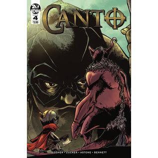 IDW PUBLISHING CANTO #4 (OF 6) CVR A ZUCKER