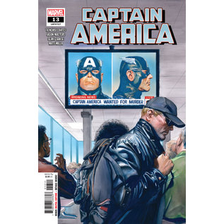 Marvel Comics CAPTAIN AMERICA #13 (2019)