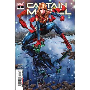 Marvel Comics CAPTAIN MARVEL #09