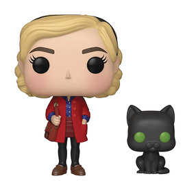 POP CHILLING ADVENTURES OF SABRINA: SABRINA & SALEM