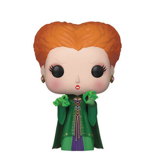 POP DISNEY HOCUS POCUS WINIFRED W/MAGIC VINYL FIGURE (C: 1-1