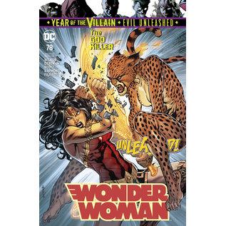DC Comics WONDER WOMAN #78 YOTV